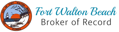 Fort Walton Beach Broker of Record